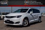 2017 Chrysler Pacifica Touring-L Navi DVD Backup Cam Bluetooth R-Start Leather 18Alloy Rims in Bolton, Ontario