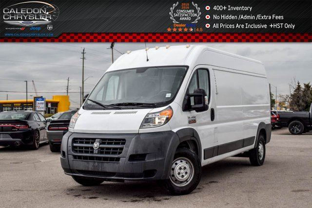 2014 RAM PROMASTER 2500 High Roof 159WB Pwr Windows Pwr Locks Keyless Entry in Bolton, Ontario