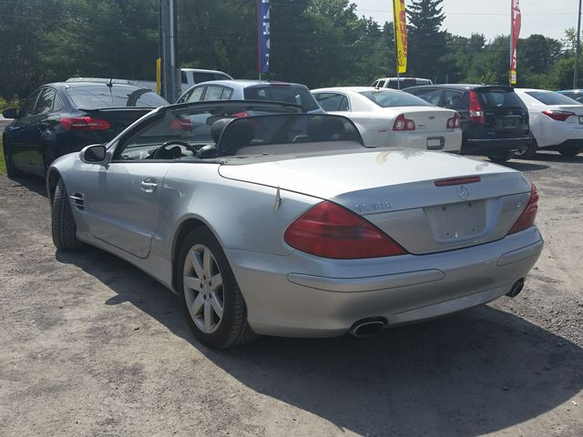 Used 2003 mercedes benz sl class 5 0l rockland for 2003 mercedes benz sl class