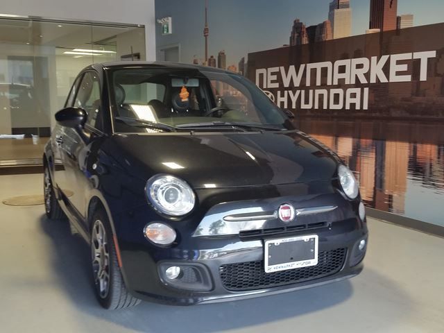 2013 FIAT 500 Sport All-In Pricing $69 b/w +HST in Newmarket, Ontario