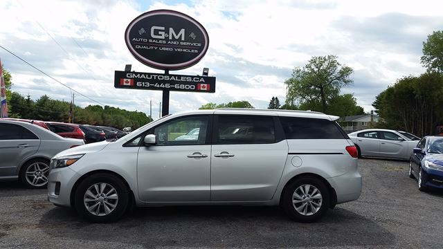 2016 Kia Sedona LX for sale