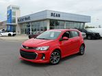 2017 Chevrolet Sonic LT in Carleton Place, Ontario