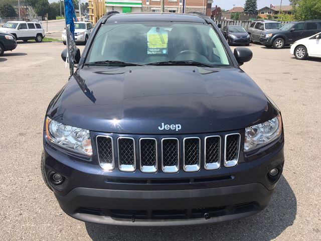 2011 JEEP COMPASS North Edition in Oshawa, Ontario