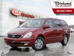 2014 Kia Sedona LX *LOCAL TRADE LOW KM'S* in Winnipeg, Manitoba