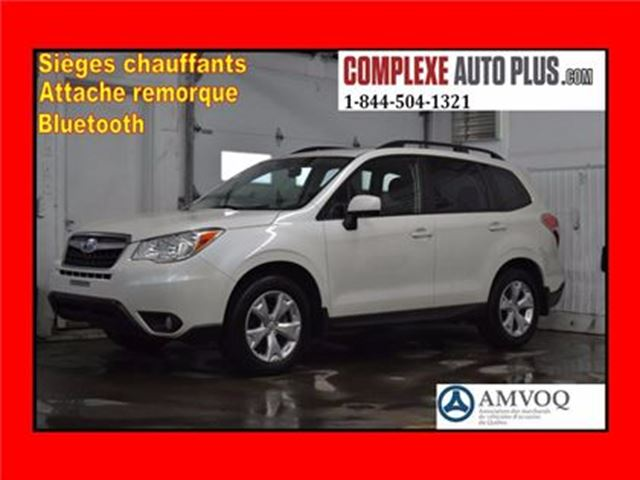 2015 SUBARU FORESTER 2.5i Touring *Toit pano, Camera recul, Mags in Saint-Jerome, Quebec