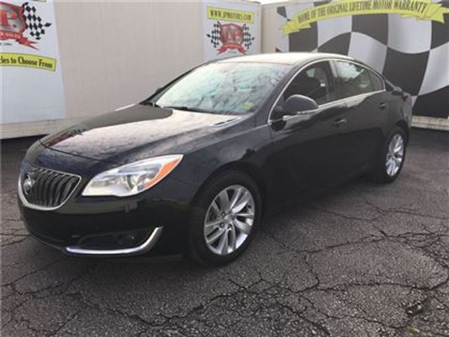 2015 BUICK REGAL Turbo, Automatic, Leather, Heated Seats, in Burlington, Ontario