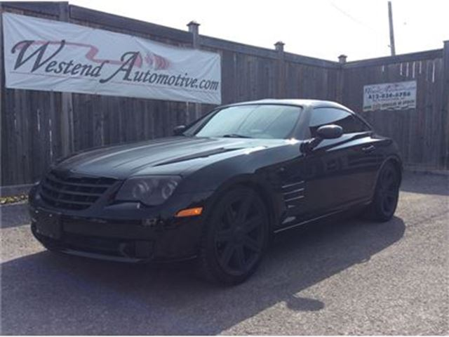 2005 CHRYSLER Crossfire - in Ottawa, Ontario