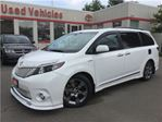 2014 Toyota Sienna SE 8 Pass,ONE OWNER,NO ACC,SUNRF, PWR SLID Drs in Toronto, Ontario