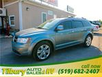 2010 Dodge Journey R/T **LEATHER**DVD PLAYER** in Tilbury, Ontario