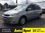 2004 Toyota Sienna LE/WELL MAINTAINED !/PRICED FOR A QUICK SALE! in Kitchener, Ontario