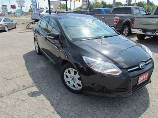 2014 FORD FOCUS SE   SAT RADIO   BLUETOOTH in London, Ontario