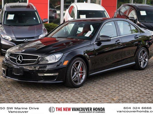 2012 MERCEDES-BENZ C-CLASS Base in Vancouver, British Columbia