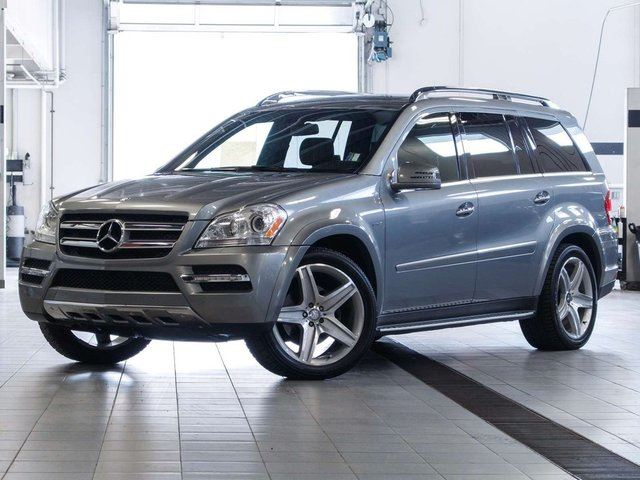 2012 MERCEDES-BENZ GL-CLASS GL 350 BlueTEC 4MATIC in Kelowna, British Columbia