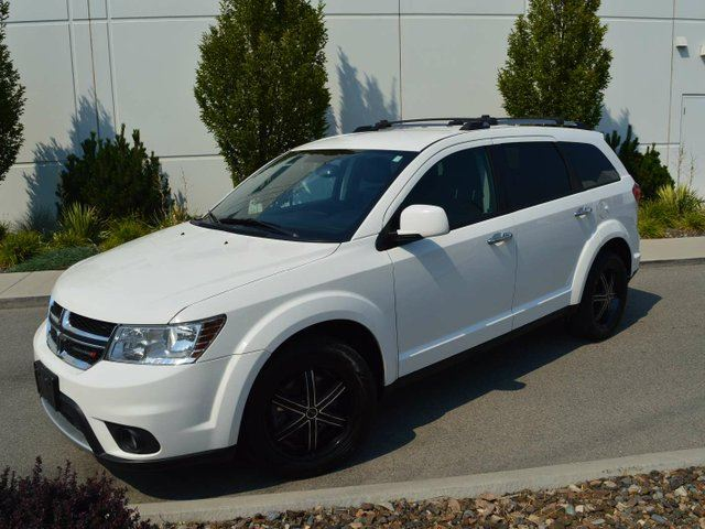2012 DODGE JOURNEY R/T 4dr All-wheel Drive in Kamloops, British Columbia