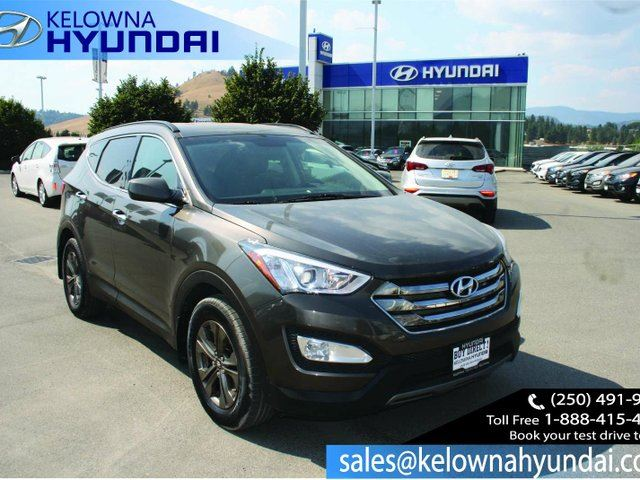 2014 HYUNDAI SANTA FE 2.0T Premium 4dr All-wheel Drive in Kelowna, British Columbia
