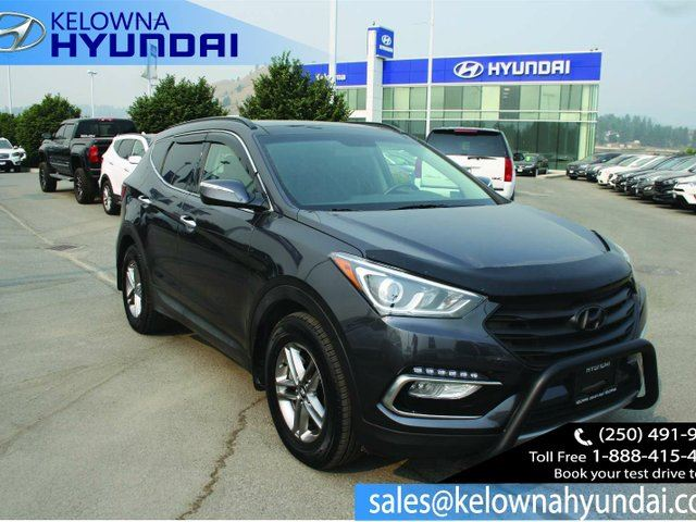 2017 HYUNDAI SANTA FE 2.4 SE 4dr All-wheel Drive in Kelowna, British Columbia