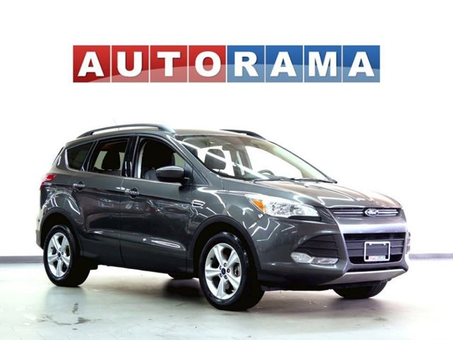 2016 Ford Escape NAVIGATION 4WD BACK UP CAMERA BLUTOOTH in North York, Ontario