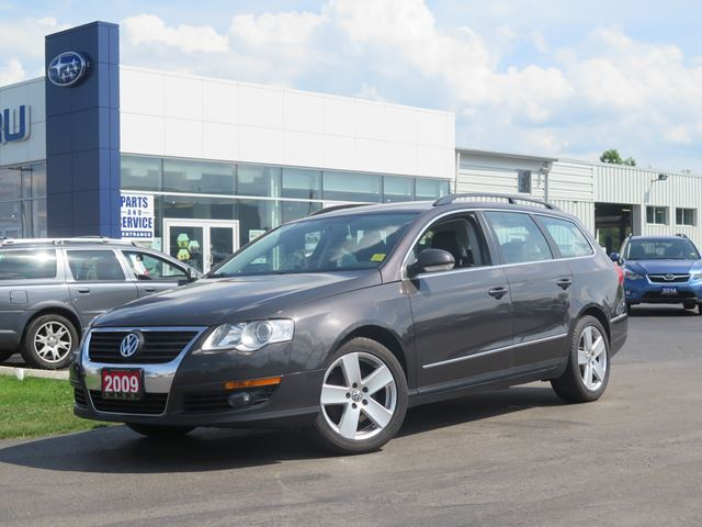 2009 VOLKSWAGEN Passat MANUAL TRANSMISSION  in Stratford, Ontario