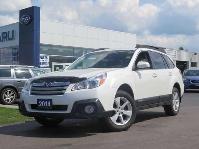 2014 SUBARU OUTBACK CONVENIENCE PACKAGE in Stratford, Ontario