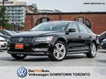 2015 Volkswagen Passat TDI HIGHLINE LEATHER SUNROOF in Toronto, Ontario
