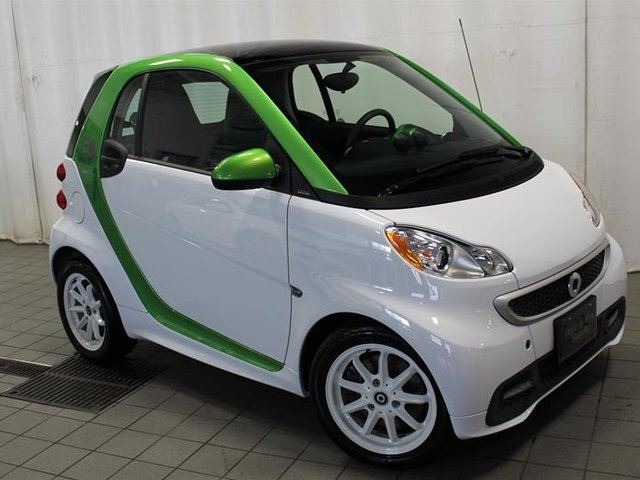 2014 Smart Fortwo Electric Drive electric drive cp in Mirabel, Quebec