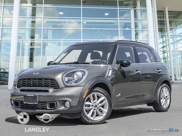 2014 MINI COOPER Countryman Lights package, Sound Package, Wired Package, P in Langley, British Columbia