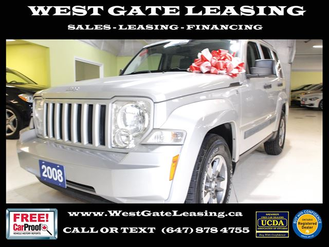 2008 JEEP Liberty  4x4  AUTO   in Vaughan, Ontario