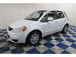 2011 Suzuki SX4 A/C /AUX INPUT/GREAT PRICE! in Winnipeg, Manitoba