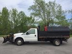2011 Ford F-350 XL- 6.7L DIESEL! FISHER XTREME V PLOW! SALTER! in Belleville, Ontario