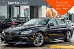 2014 BMW 6 Series 640i  xDrive MSport,LightingPkgs Sunroof Nav NightVision RearCam 19Alloys  in Thornhill, Ontario