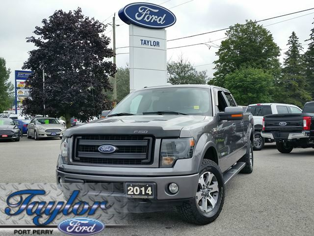 2014 Ford F-150 FX4 *LEATHER* *NAV* *1 OWNER* in Port Perry, Ontario