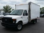 2010 Ford Econoline 12' SINGLE REAR WHEELS--POWER WINDOWS, LOCKS AND CRUISE in Belleville, Ontario