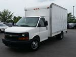 2011 Chevrolet Express Commercial Cutaway 3500-14' BOX-AUX BOX HEATER-POWER REAR GATE in Belleville, Ontario