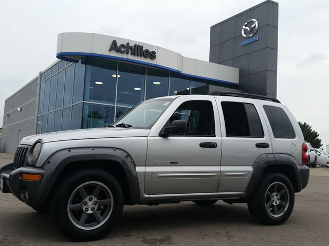 2003 JEEP Liberty *AS-IS* Sport in Milton, Ontario