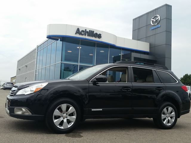 2011 SUBARU Outback 2.5i Limited Pwr Moonroof, in Milton, Ontario