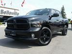 2016 Dodge RAM 1500 BLACKTOP CREW CAB - $99 weekly!ONE OWNER - BACK UP CAM -  in Belleville, Ontario