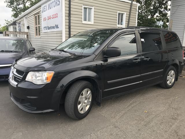 2011 DODGE GRAND CARAVAN SE in Ottawa, Ontario