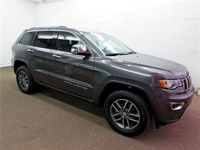 2017 jeep grand cherokee limited grey touchdown auto. Black Bedroom Furniture Sets. Home Design Ideas