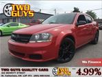 2013 Dodge Avenger NICE LOCAL TRADE IN!! in St Catharines, Ontario