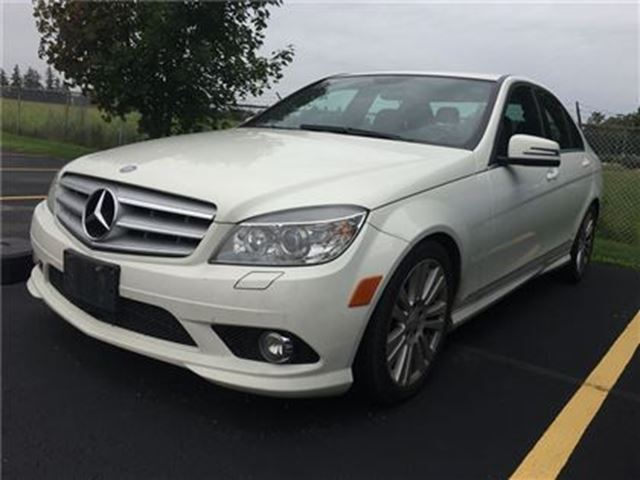 2010 MERCEDES-BENZ C-CLASS C300 4MATIC AWD   ACCIDENT FREE!   $130 BIWEEKLY in Waterloo, Ontario