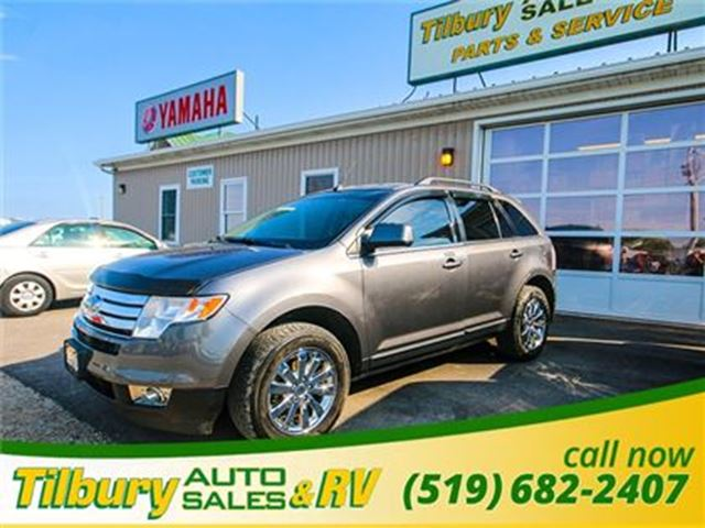 2010 Ford Edge Limited  **Leather**Heated Seats** in Tilbury, Ontario