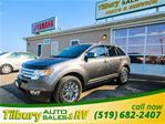 2010 Ford Edge Limited  **WEEKLY PAYMENTS AS LOW AS $86** in Tilbury, Ontario