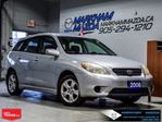 2006 Toyota Matrix Base ACCIDENT FREE AT AC VERY WELL MAINTAINED. in Markham, Ontario