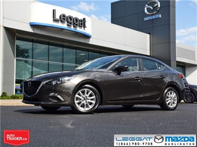 2016 MAZDA MAZDA3 GS in Burlington, Ontario