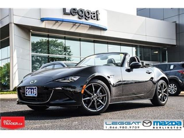 2016 MAZDA MX-5 MIATA  GT in Burlington, Ontario