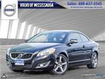 2013 Volvo C70 T5 Premier Plus  A LEASE RETURN, DEALER SERVICED, in Mississauga, Ontario