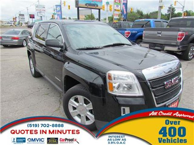 2011 GMC TERRAIN SLE-1   SAT RADIO   BLUETOOTH   BACKUP CAM in London, Ontario