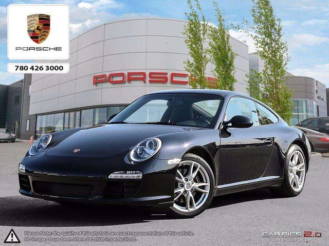 2010 PORSCHE 911 LOW KMS! | SHOWROOM CONDITION! | Sport Chrono PLUS PKG | New Tires | All Servicing up to Date in Edmonton, Alberta