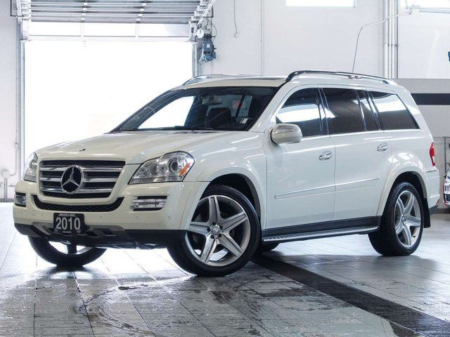2010 MERCEDES-BENZ GL-CLASS GL550 4MATIC in Kelowna, British Columbia