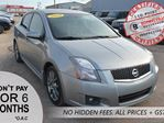 2010 Nissan Sentra SE-R, GREAT COMMUTER CAR, NAVIGATION, BACKUP CAMERA in Bonnyville, Alberta